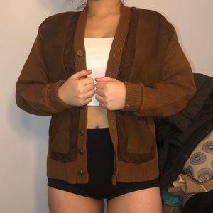 Vintage Cardigan Jacket Top
